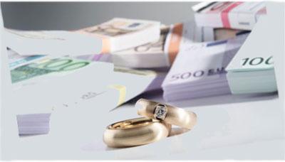 Деньги на свадьбу в качестве подарка